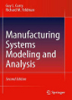 Обложка Manufacturing Systems Modeling and Analysis